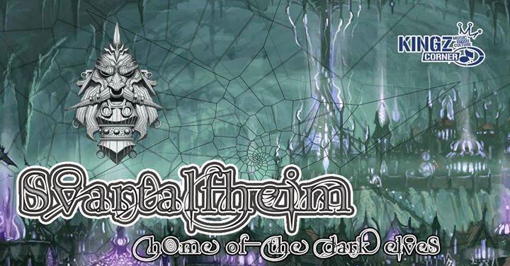 Svartalfheim - Home of the dark elves 12 Jan '18, 23:00