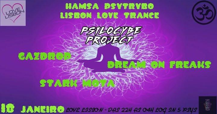 ॐ Hamsá PsyTrybo ॐ Lisbon Love Trance ॐ Thursday Sessions ॐ 18 Jan '18, 22:00