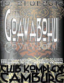 Goawabohu #66 19 Jan '18, 22:00