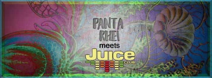 ★ Juice Club meets Panta Rhei ★ w/ Atacama Live ★ 19 Jan '18, 23:00