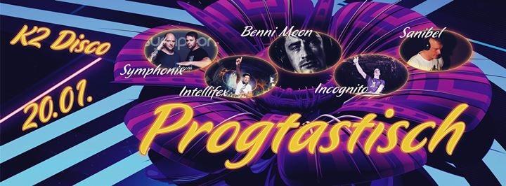 ॐ Progtastisch Live Symphonix ॐ 20 Jan '18, 22:00