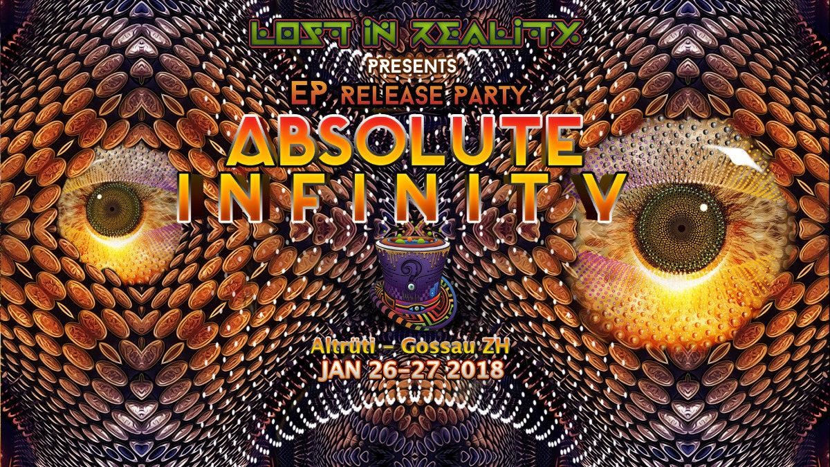 Absolute Infinity 26 Jan '18, 20:00