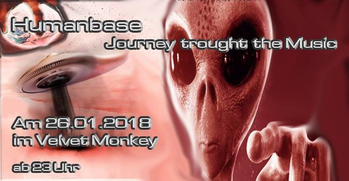 Humanbase Journey throught the Music 26 Jan '18, 23:00