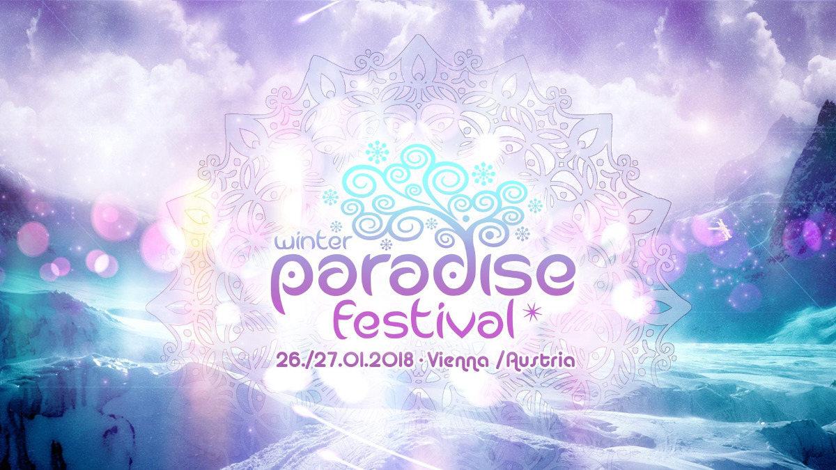 Party flyer: Paradise Winter Festival 2018 26 Jan '18, 21:00