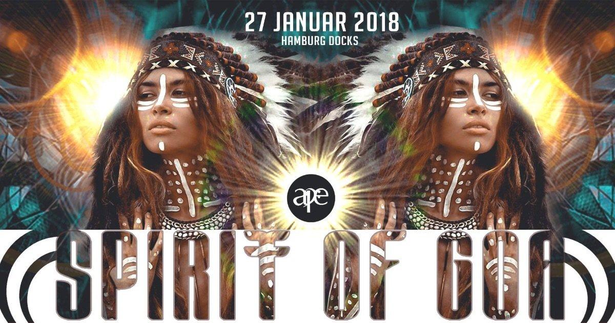 Spirit Of Goa 2018 27 Jan '18, 22:00