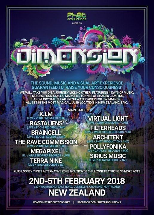 Dimension 2 Feb '18, 12:00