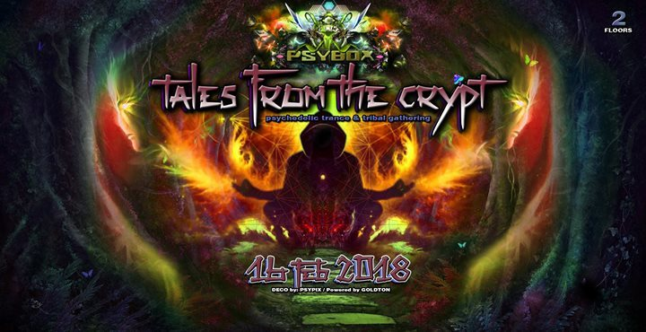 Psybox - Tales from the Crypt 16 Feb '18, 22:00
