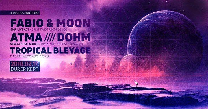 New Moon Winter Festival 17 Feb '18, 22:00