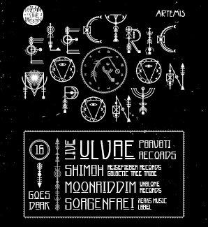 Electric Moonpony 16 Goes Dark… 23 Feb '18, 22:00