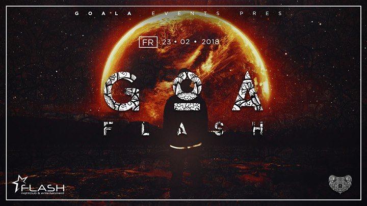 Goa Flash 23 Feb '18, 23:00