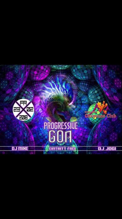 Progressiv-Tance-Goa 23 Feb '18, 22:00