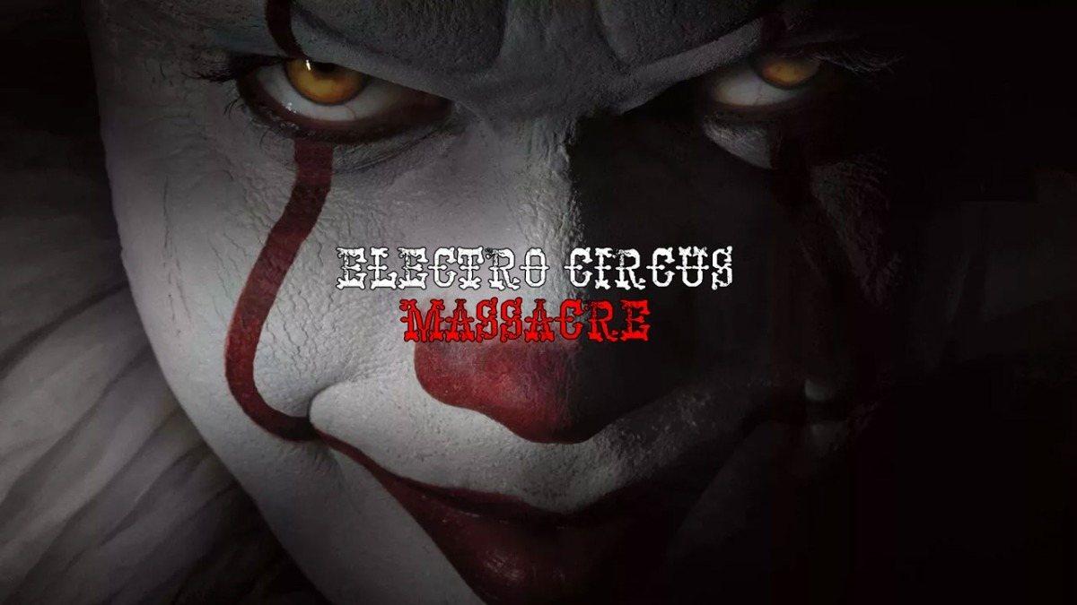 Electro Circus Massacre 2018 (Insane Creatures LIVE) 24 Feb '18, 20:00