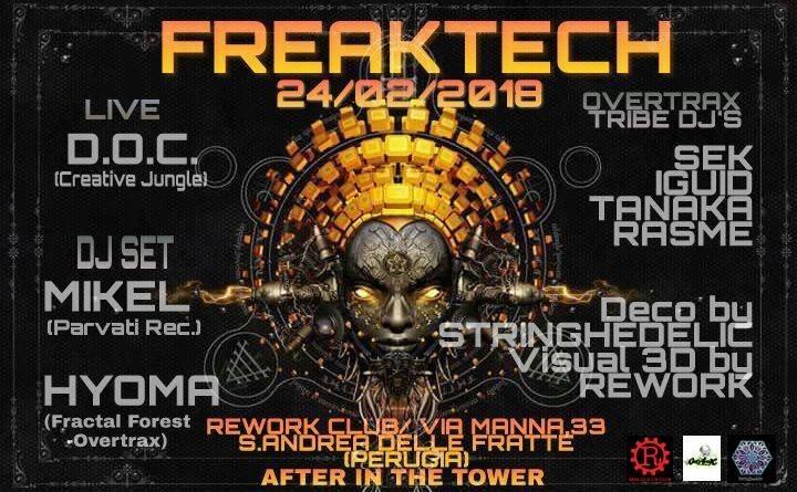 Freaktech 24 Feb '18, 22:00