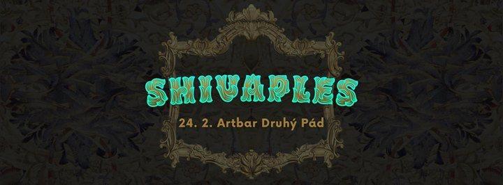 ShivaPles - Psychedelic rave ball 24 Feb '18, 21:00