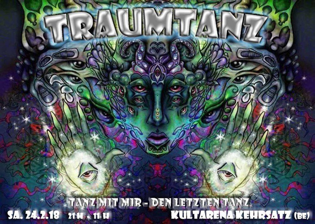 Traumtanz ॐ Der letzte Tanz 24 Feb '18, 21:00