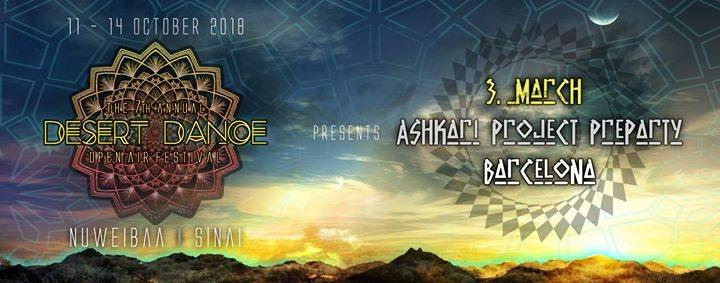 Party flyer: michael ashkari 3 Mar '18, 23:30
