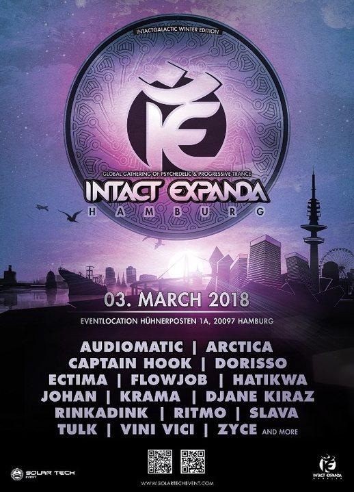 Intact Expanda 2018 3 Mar '18, 21:00