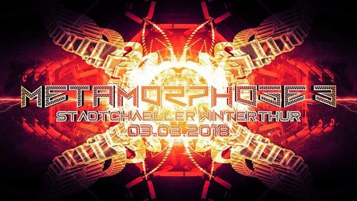 Metamorphose 3 // LSDirty Live 3 Mar '18, 23:00