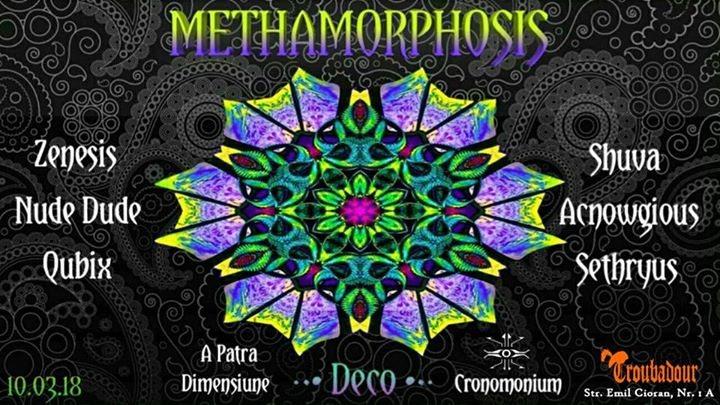 MethaMorphosis 10 Mar '18, 22:00