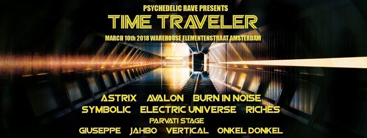 Time Traveler 10 Mar '18, 23:00