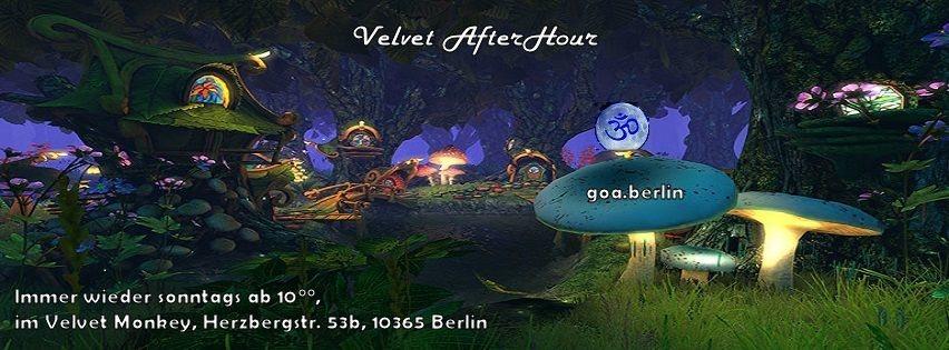 Velvet AfterHour 11 Mar '18, 10:00