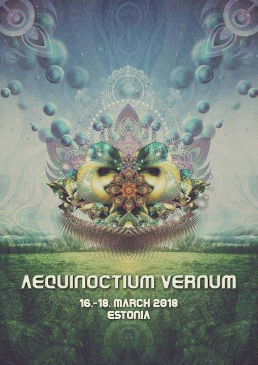 AEQUINOCTIUM VERNUM 2018 16 Mar '18, 18:00