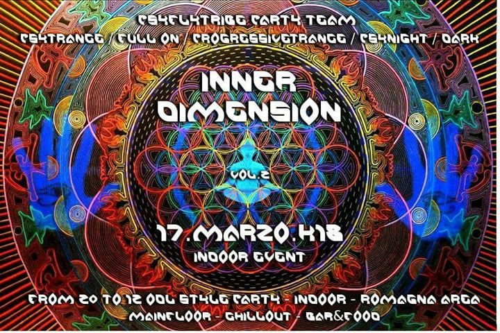 Inner Dimension Vol2 17 Mar '18, 19:00