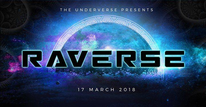 The Underverse presents: Raverse 17 Mar '18, 22:00