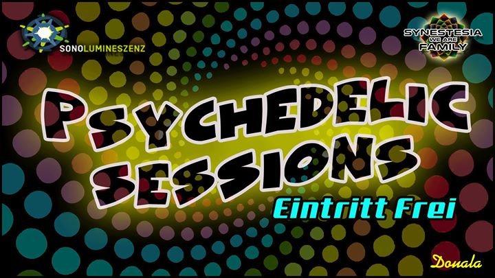 Synestesia Psychedelic Sessions - Eintritt frei ! 21 Mar '18, 22:00