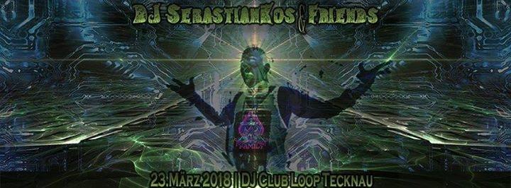 Dj SebastianKos & Friends 23.3. 23 Mar '18, 22:00