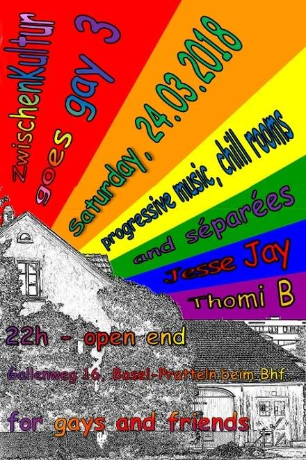 ZwischenKultur goes gay 3 24 Mar '18, 22:00