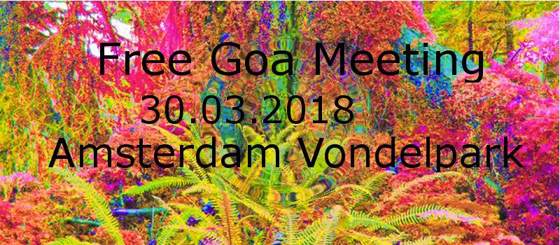 Vondelpark Rave 30 Mar '18, 22:00