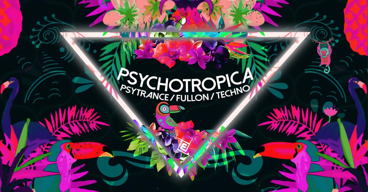Psychotropica 31 Mar '18, 23:00