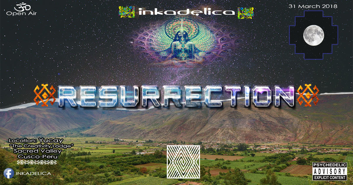 Resurrection! 31 Mar '18, 15:00