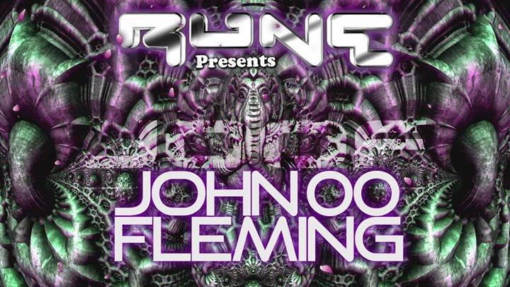 RUNE Presents John 00 Fleming 31 Mar '18, 20:00