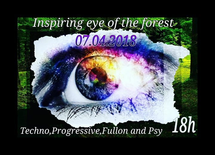 Inspiring Eye Of The Forest 18h 7 Apr '18, 14:00
