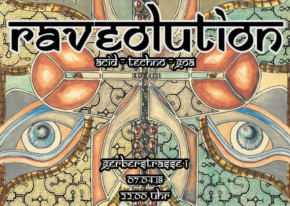 Raveolution 7 Apr '18, 22:00