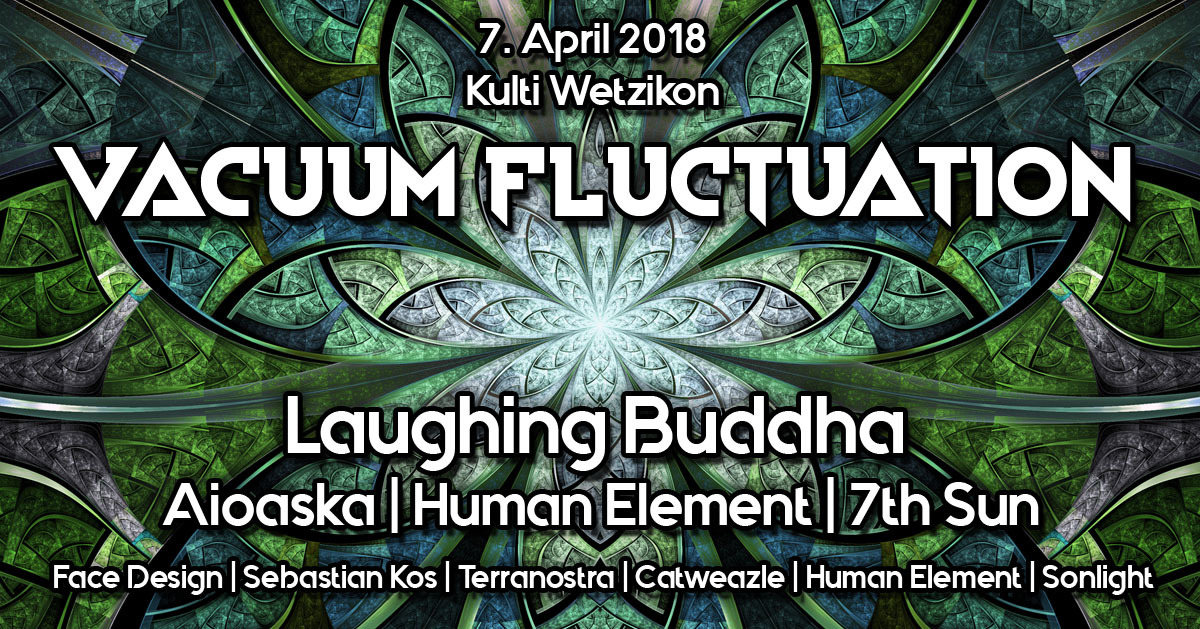 Vacuum Fluctuation 7 Apr '18, 22:00