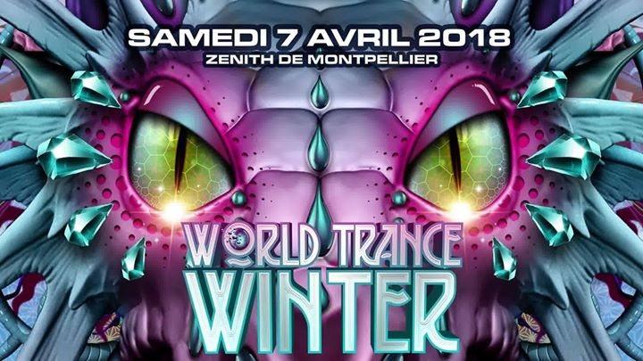 World Trance Winter 2018 édition Dragon 7 Apr '18, 20:00