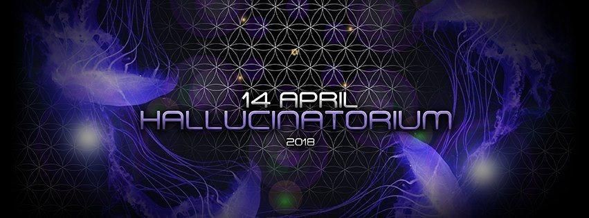 Hallucinatorium Evolution Seven 14 Apr '18, 22:00