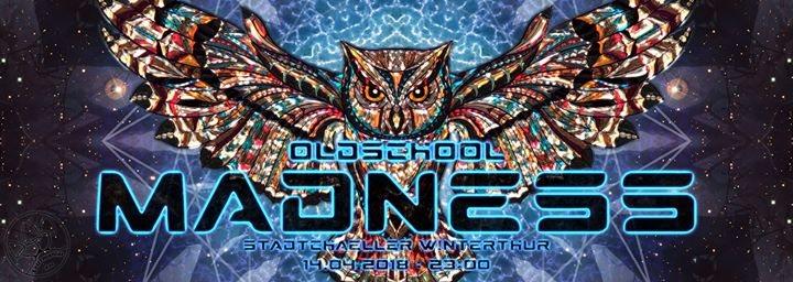 Oldschool Madness 14 Apr '18, 23:00