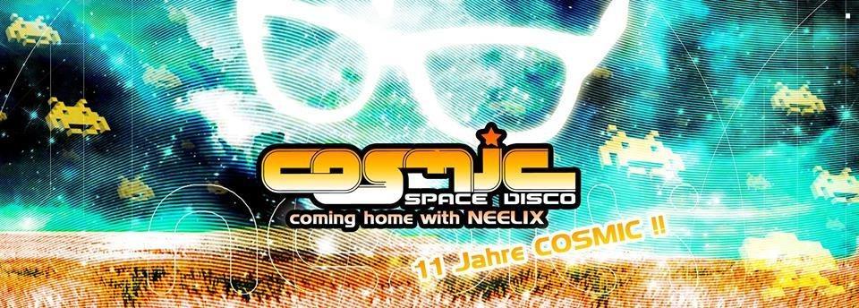 "COSMIC - ""Coming Home"" mit Neelix live 20 Apr '18, 22:00"