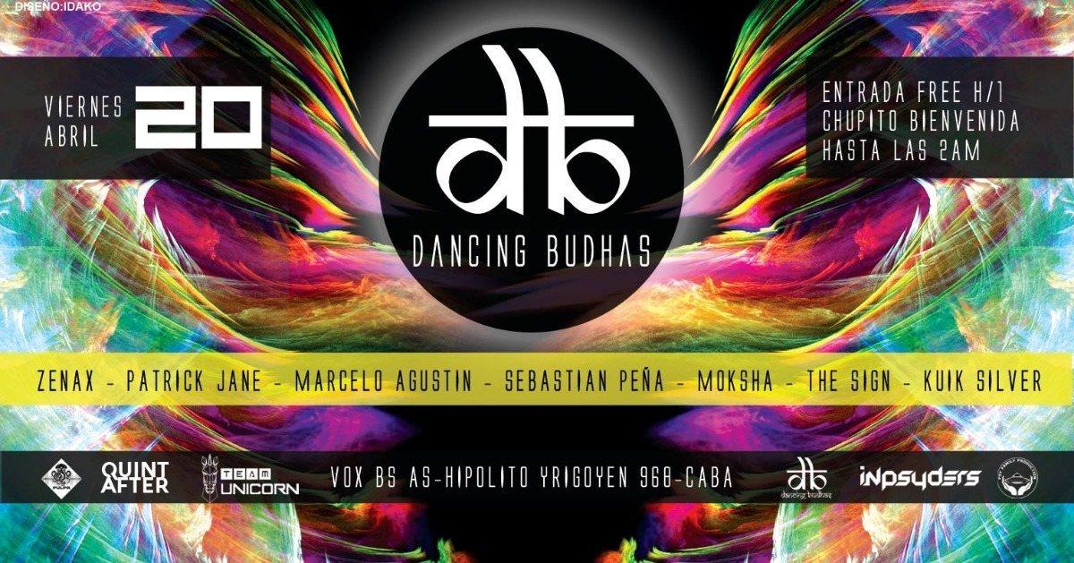 Dancing Budhas 20 Apr '18, 23:30