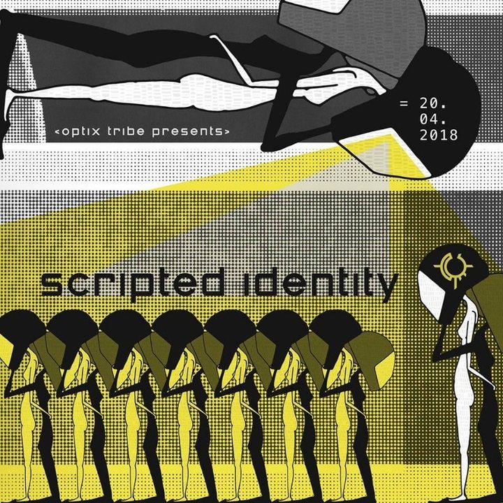 OPTIX TRIBE - SCRIPTED IDENTITY (2 Floors / Ling Ling, Fosa & Isometric Live) 20 Apr '18, 22:00