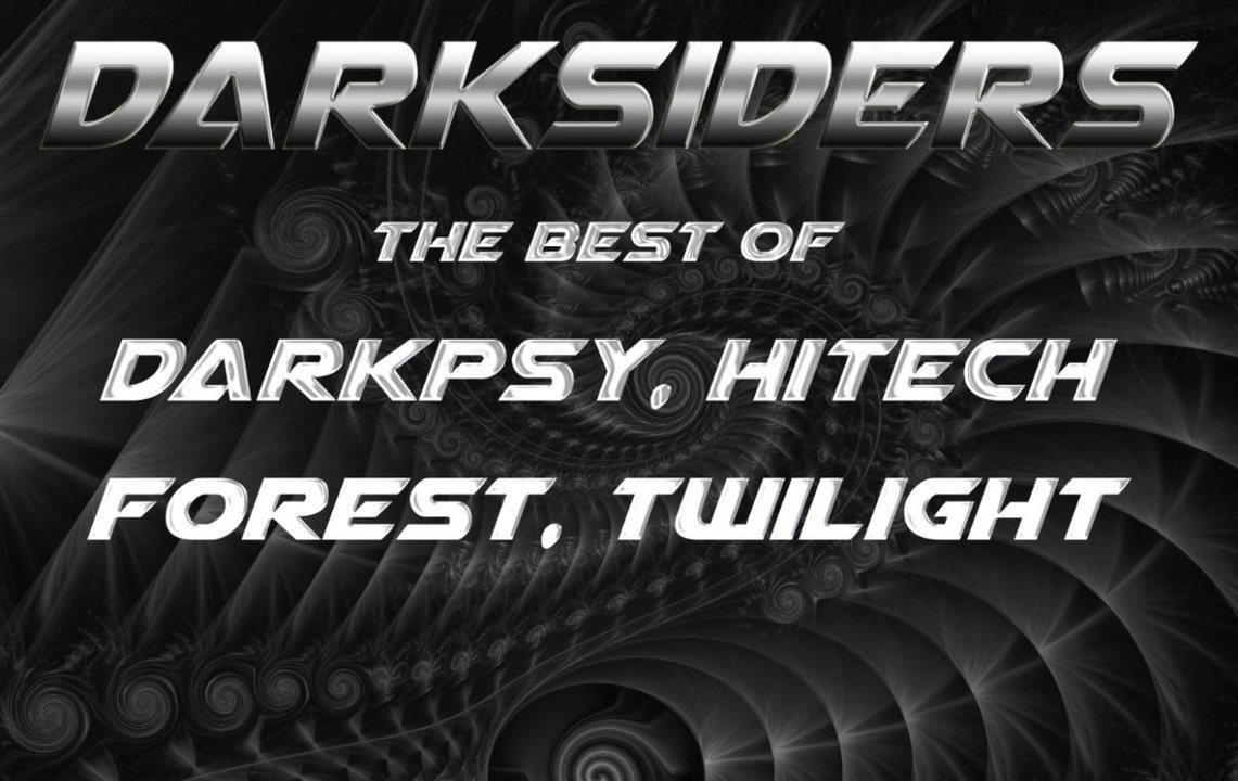 D A R K S I D E R S ૐ - the best around Hi-Tech, Darkpsy and Forest 21 Apr '18, 22:00