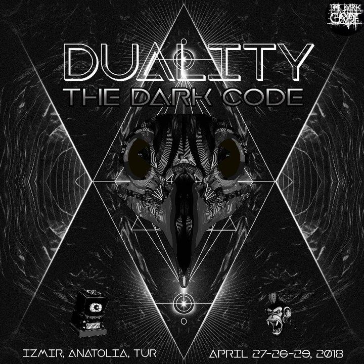 TheDarkCode - Duality 27 Apr '18, 01:00