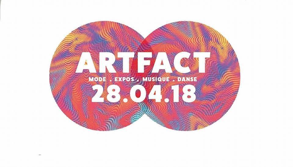 Art'Fact #2 28 Apr '18, 20:00