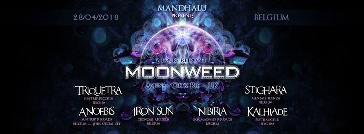 Mandhalu : MoonWeed Live 28 Apr '18, 20:00