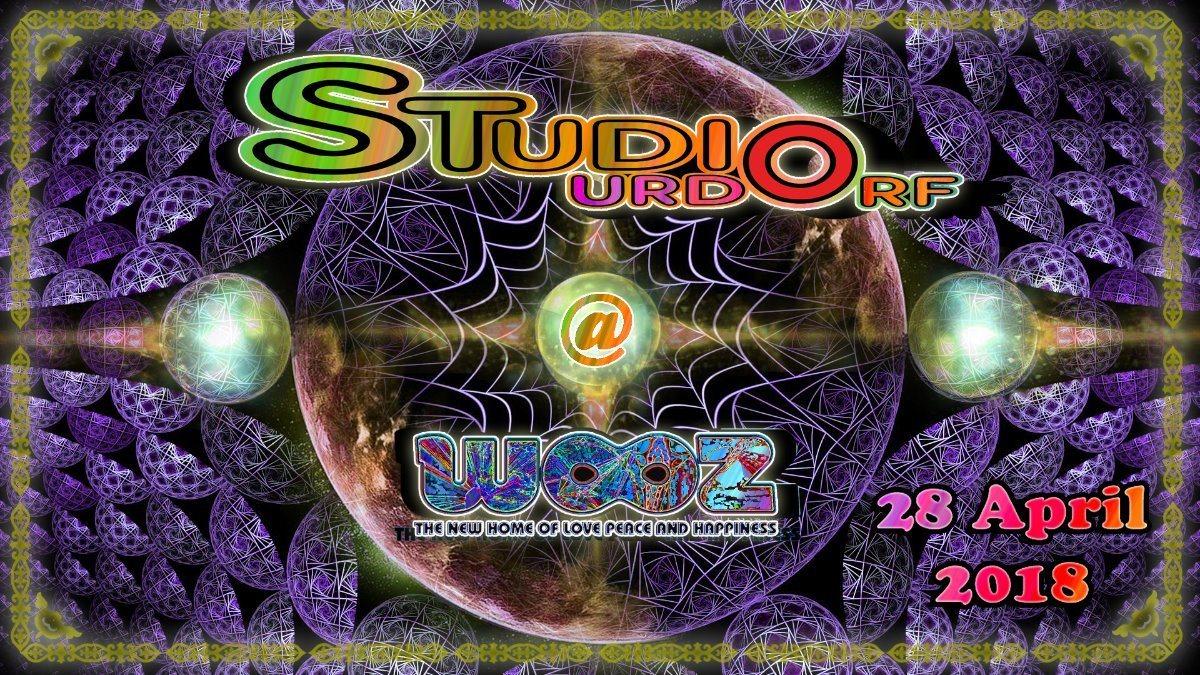 ☆☆ Studio Urdorf meets Wooz Club ☆☆ 28 Apr '18, 22:00