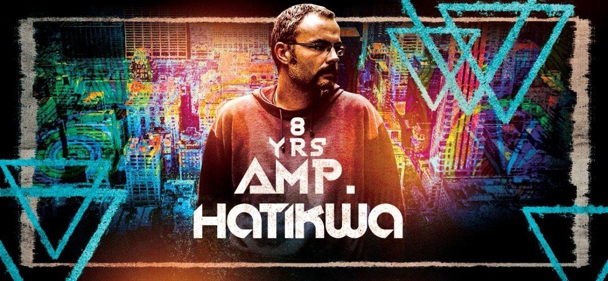 8 Jahre AMP. Festival /w. Hatikwa 30 Apr '18, 23:00